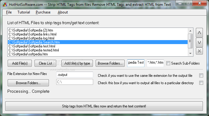 C strip html from string — photo 12