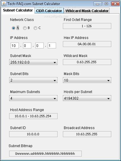 Download CiscoKits-CertificationKits IP Subnet Calculator