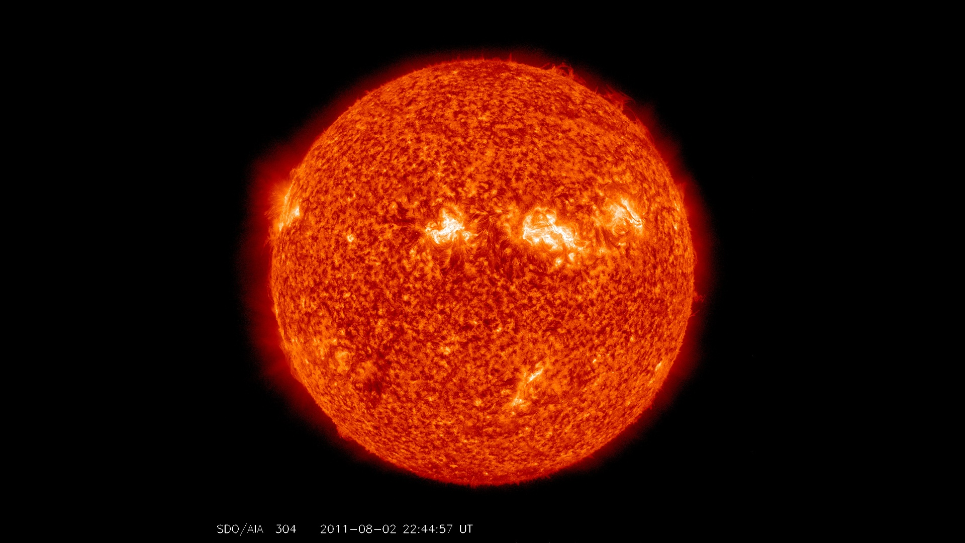 Sun From Space