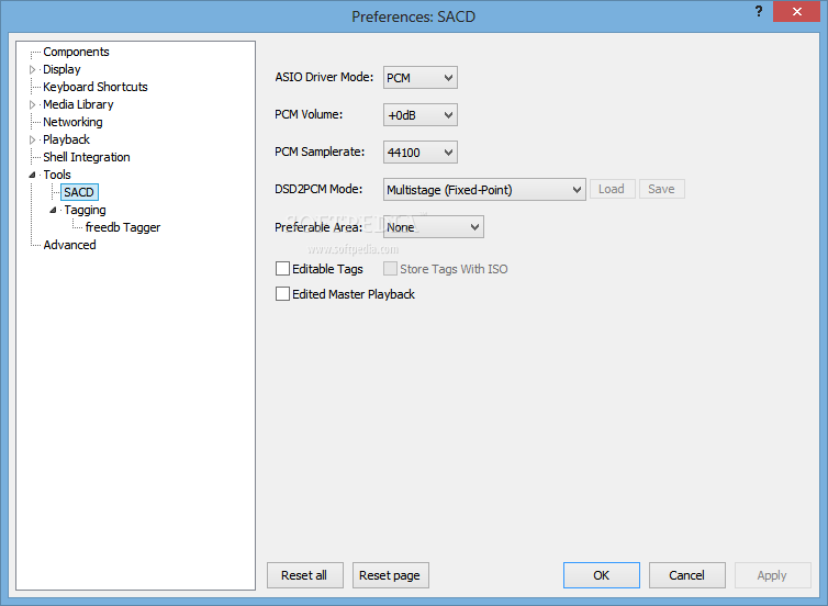 Download Super Audio CD Decoder 1 1 4