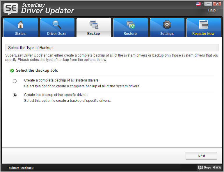 Download SuperEasy Driver Updater 1 1 1086 15577
