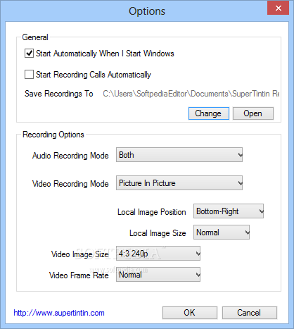 Supertintin for Skype On Windows - Review