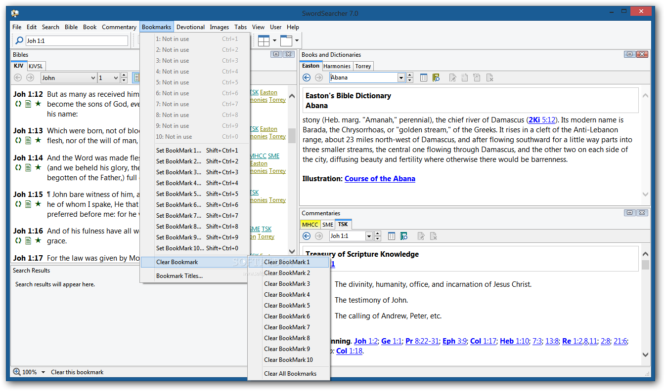 Accordance - Bible Software for Windows, Mac, Android & iOS