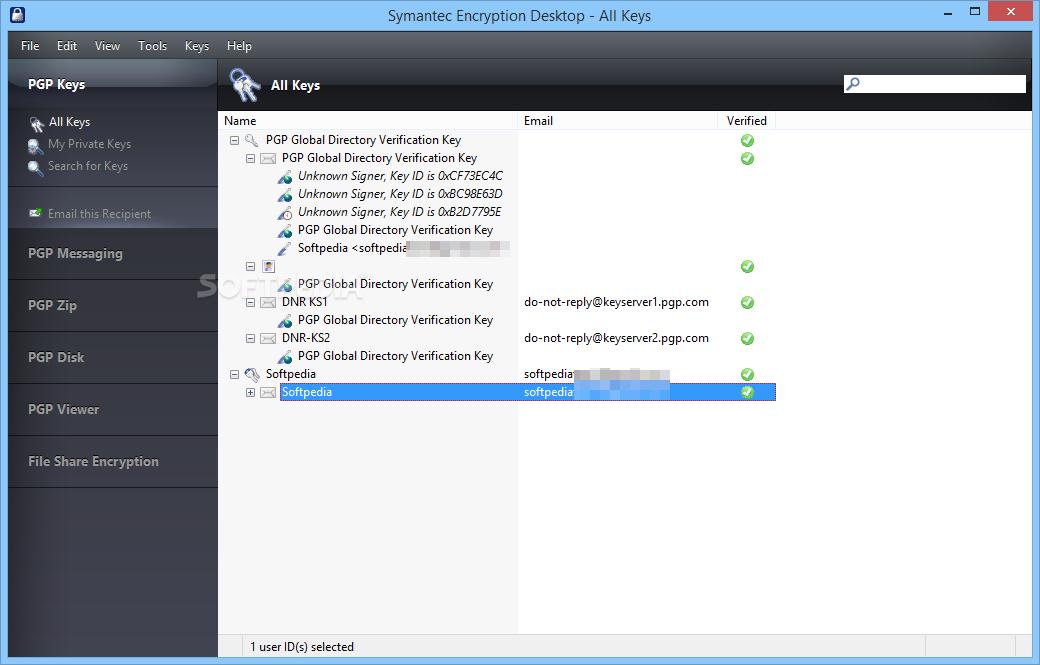 Download pgp desktop mac.
