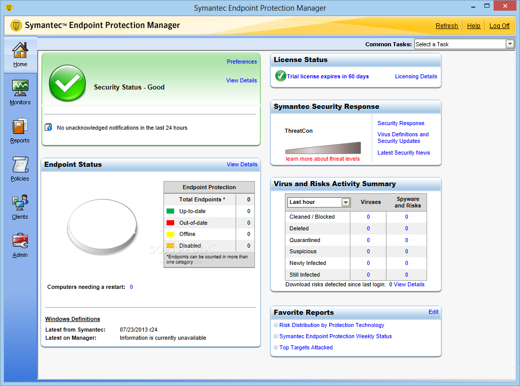 Symantec endpoint protection symantec endpoint protection is a