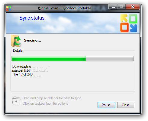 Download Syncdocs Portable 5 55