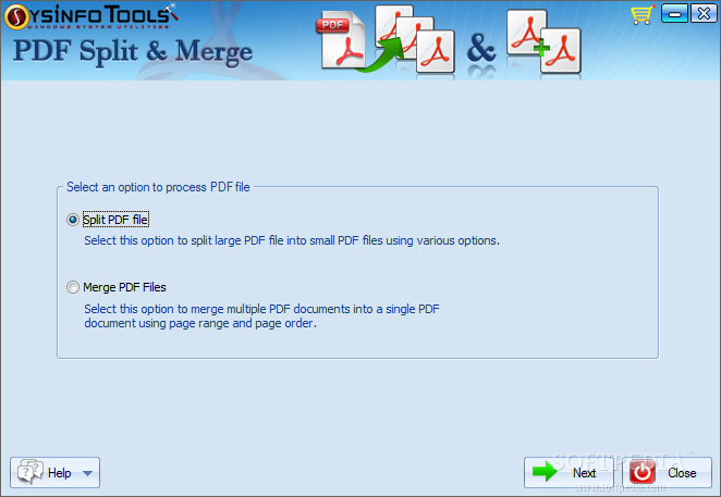 Learn more about merging files