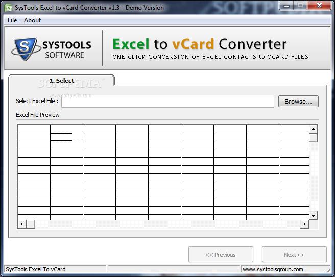 excel to vcard converter keygen free