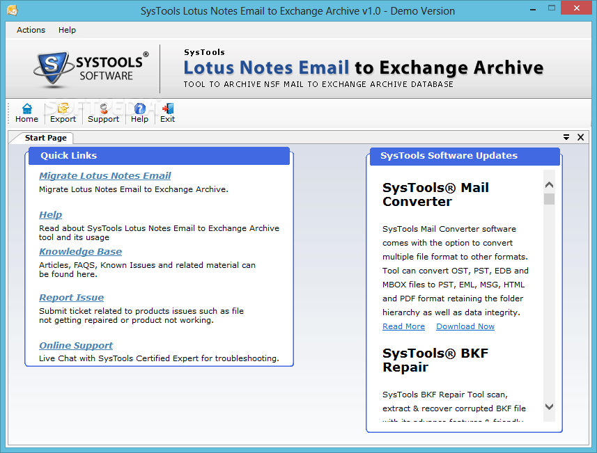 Convert lotus notes to exchange 8.0