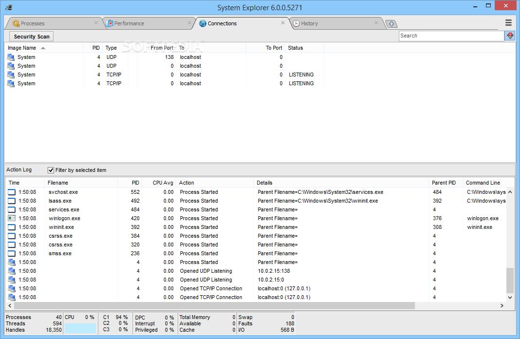 Download System Explorer 7 1 0 5359