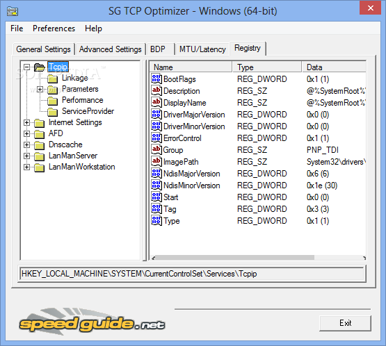 Tcp Optimizer Driver Download - semantic.gs