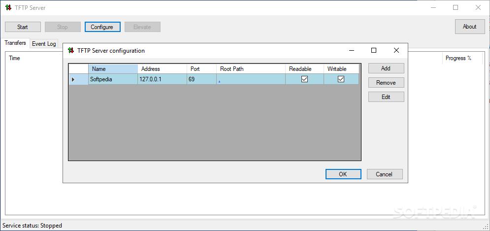 Download TFTP Server 1 1 1 0