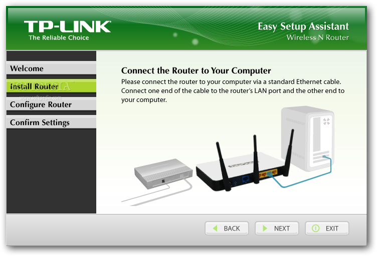 TP-LINK TL-WR841ND Easy Setup Assistant Drivers (2019)