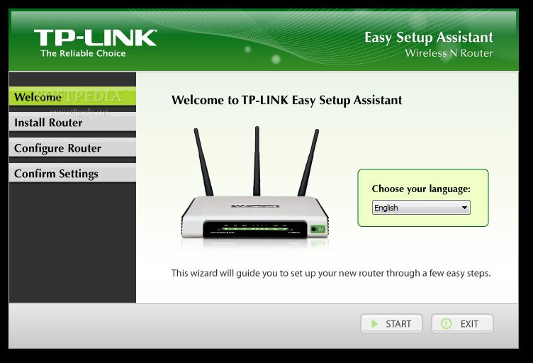TP-LINK TL-WR941ND EASY SETUP ASSISTANT DRIVER FOR WINDOWS 7