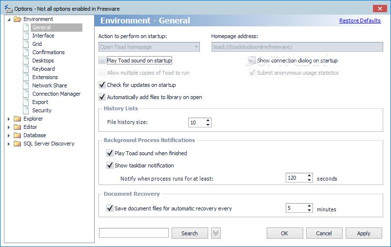 Solutions for SQL Server