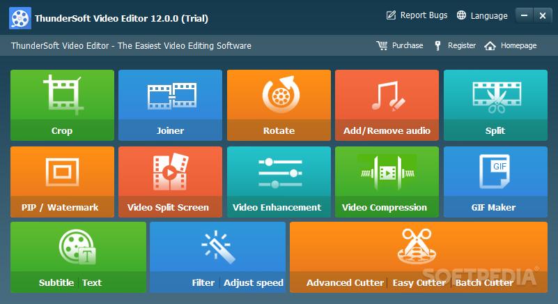 ThunderSoft Video Editor 13.0.0 Crack