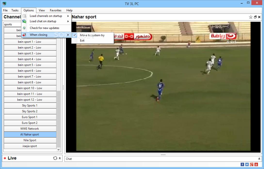 Download TV 3L PC 2 1 6 0