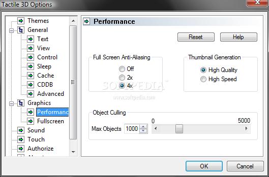 tactile 3d v1.3.7 build 3269 оболочки