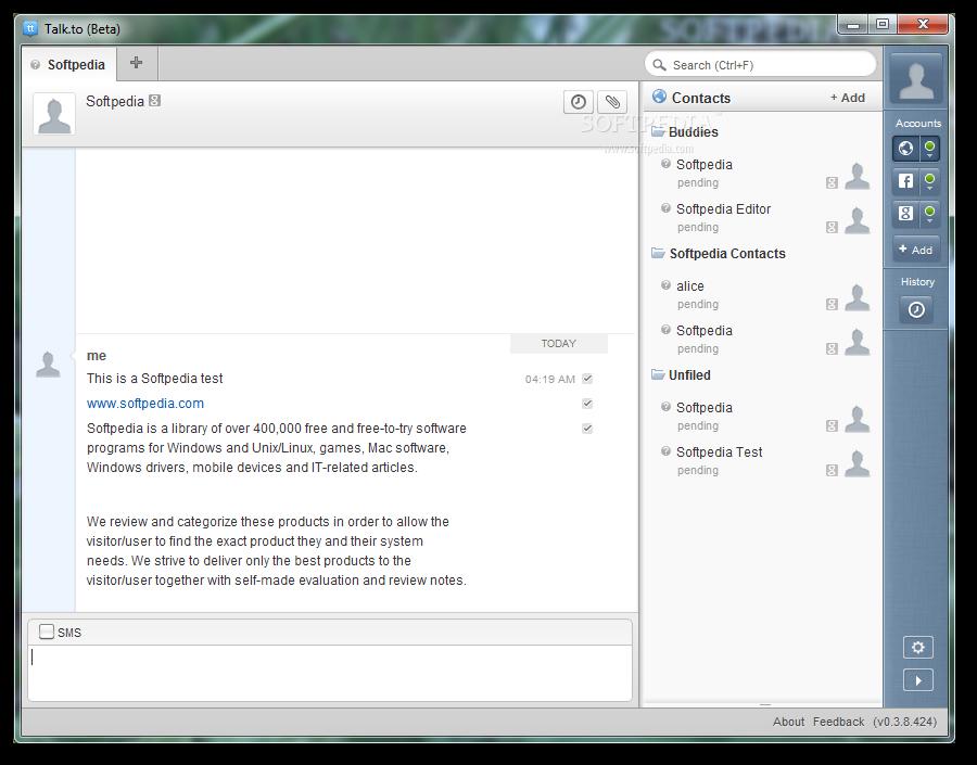 Download Talk to 0 4 0 21 Beta
