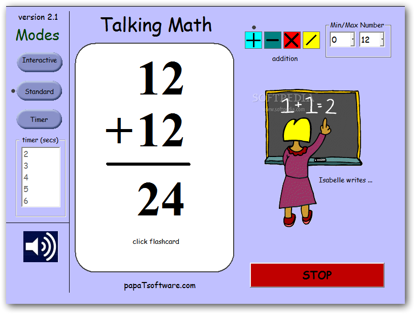 Talking Math Download