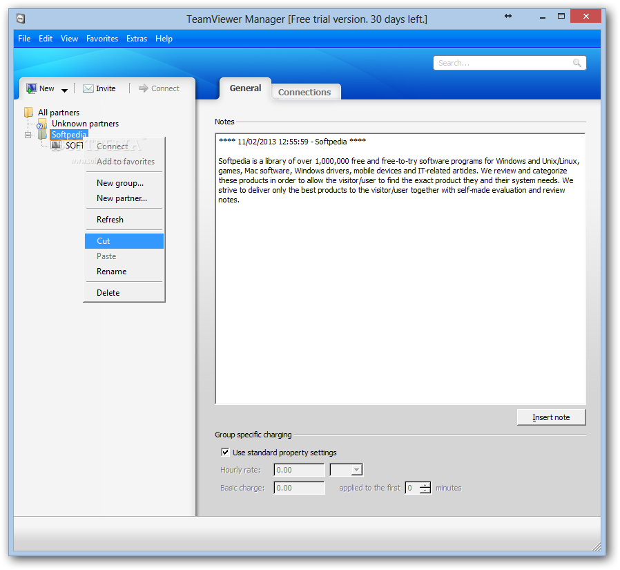 TeamViewer Manager Download - Softpedia