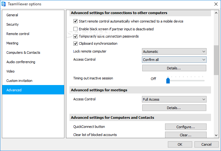 Teamviewer Connection Blocked After Timeout Fix