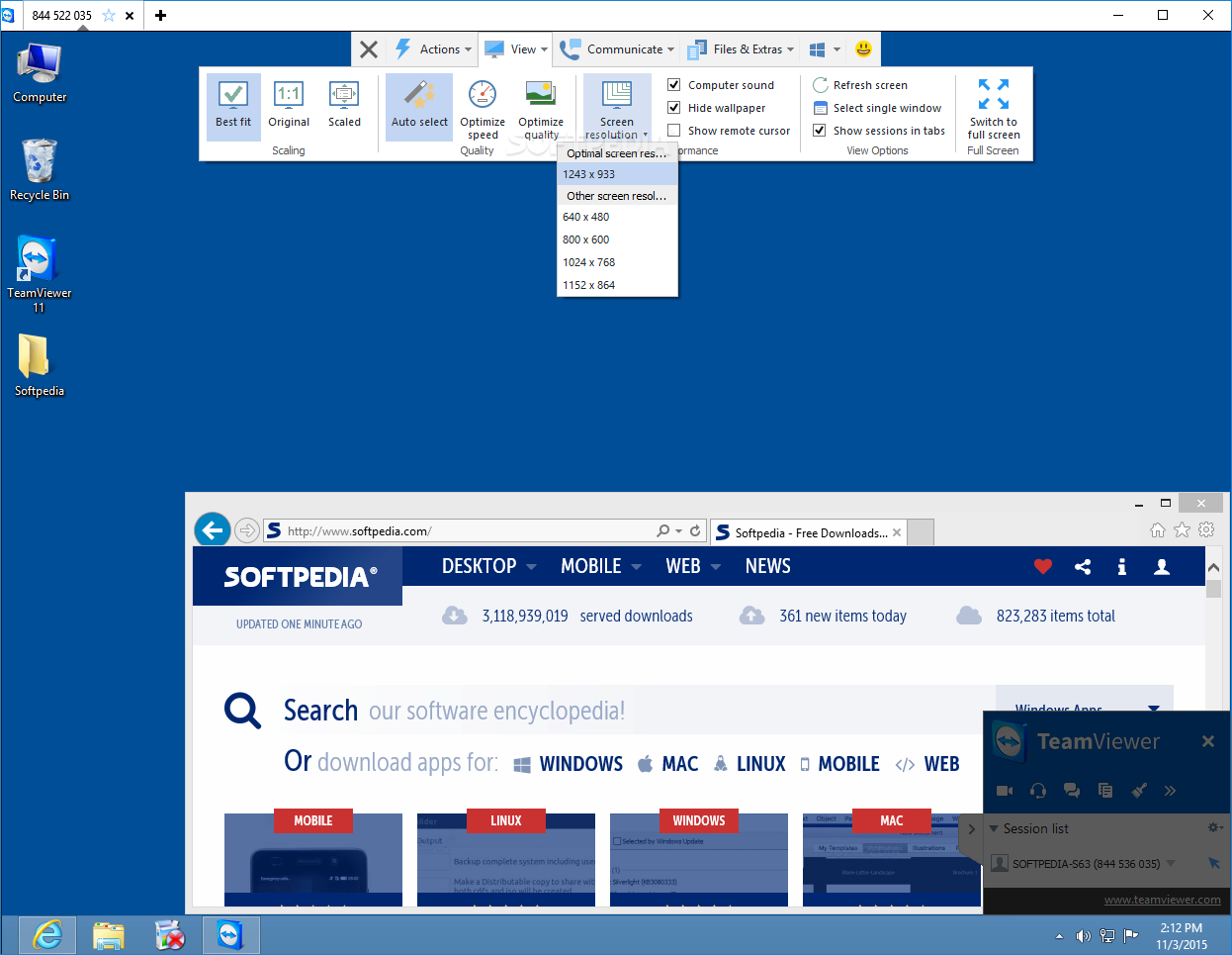 Download TeamViewer Portable 14 5 5819 0