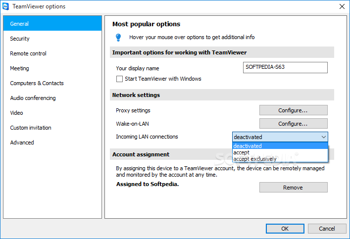 TeamViewer Portable screenshot 9