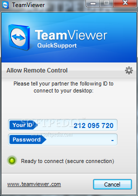 What is TeamViewer QuickSupport?