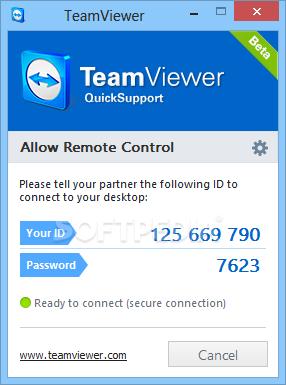 teamviewer quicksupport gratuit