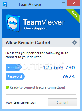 Download TeamViewer QuickSupport 14.4.2669.0