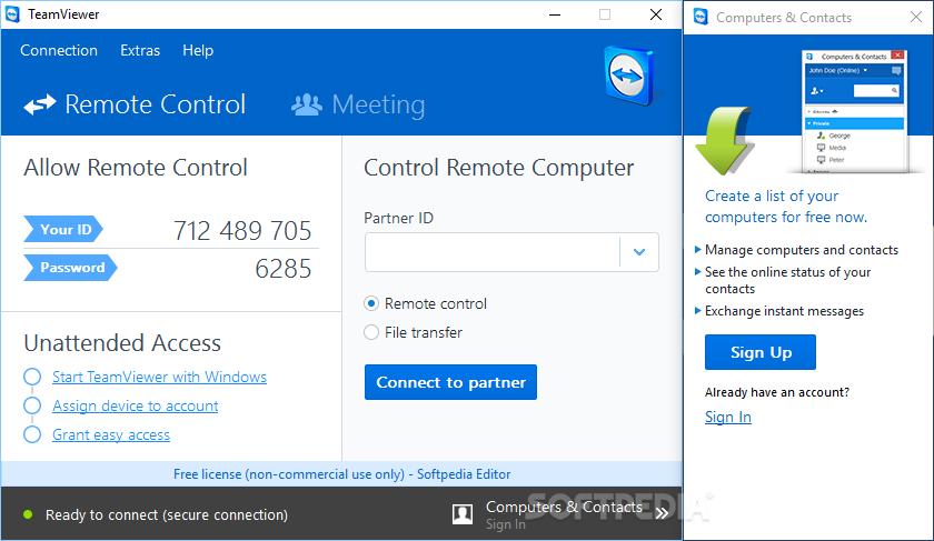 Download TeamViewer 14 5 5819 0