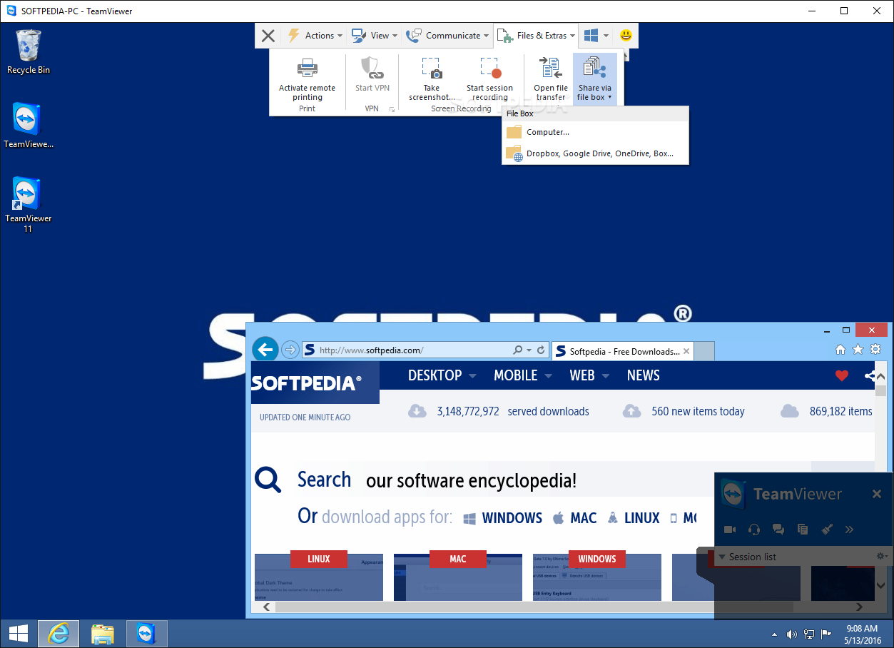 free download teamviewer 9 for windows 10