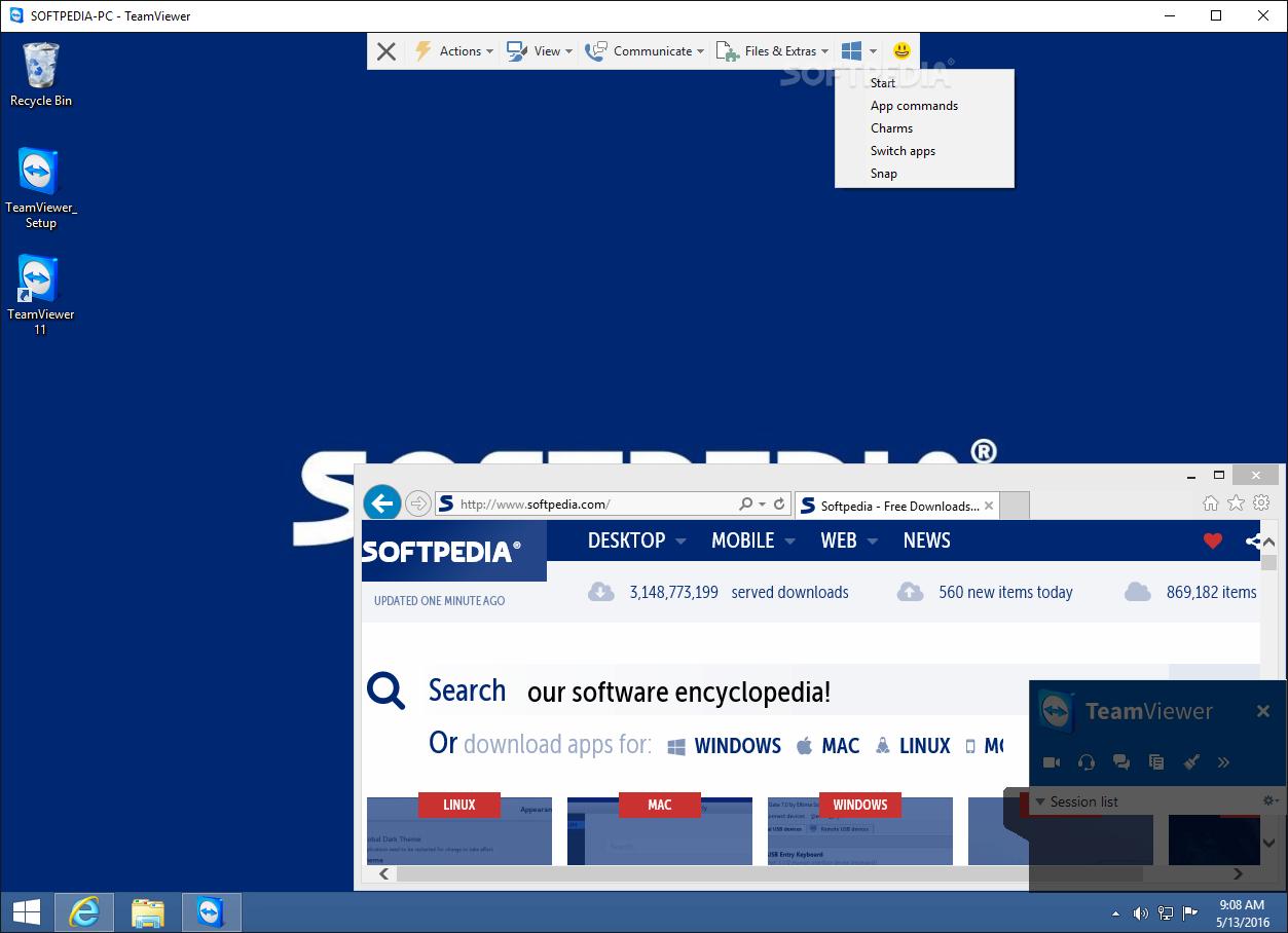 teamviewer download windows 10