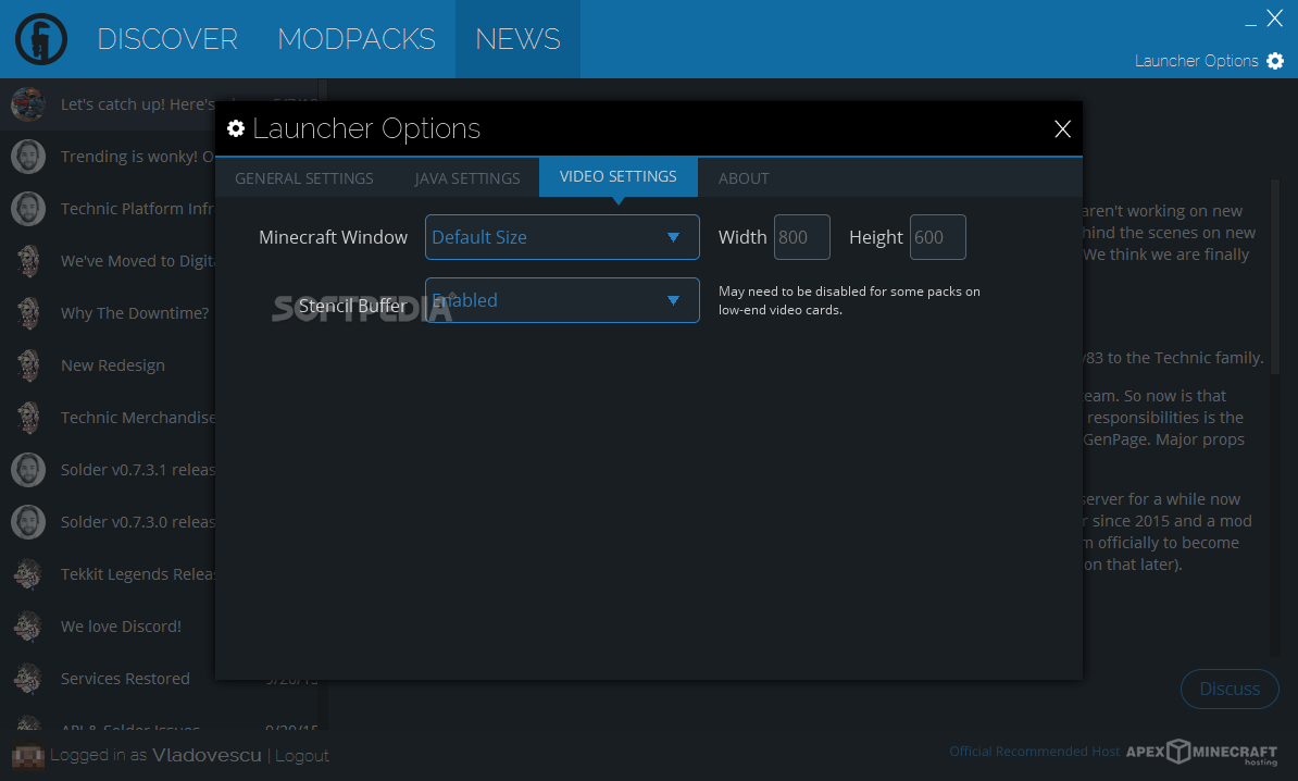 technic launcher download windows 7
