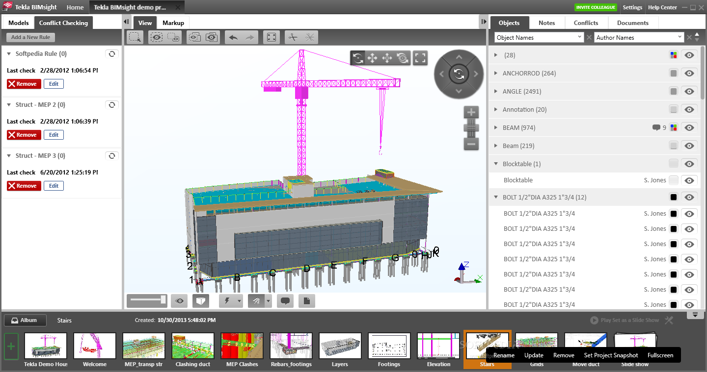Download Tekla BIMsight 1 8 1