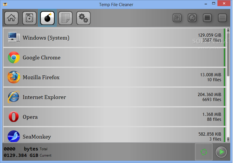 Download Temp File Cleaner 4.5.0