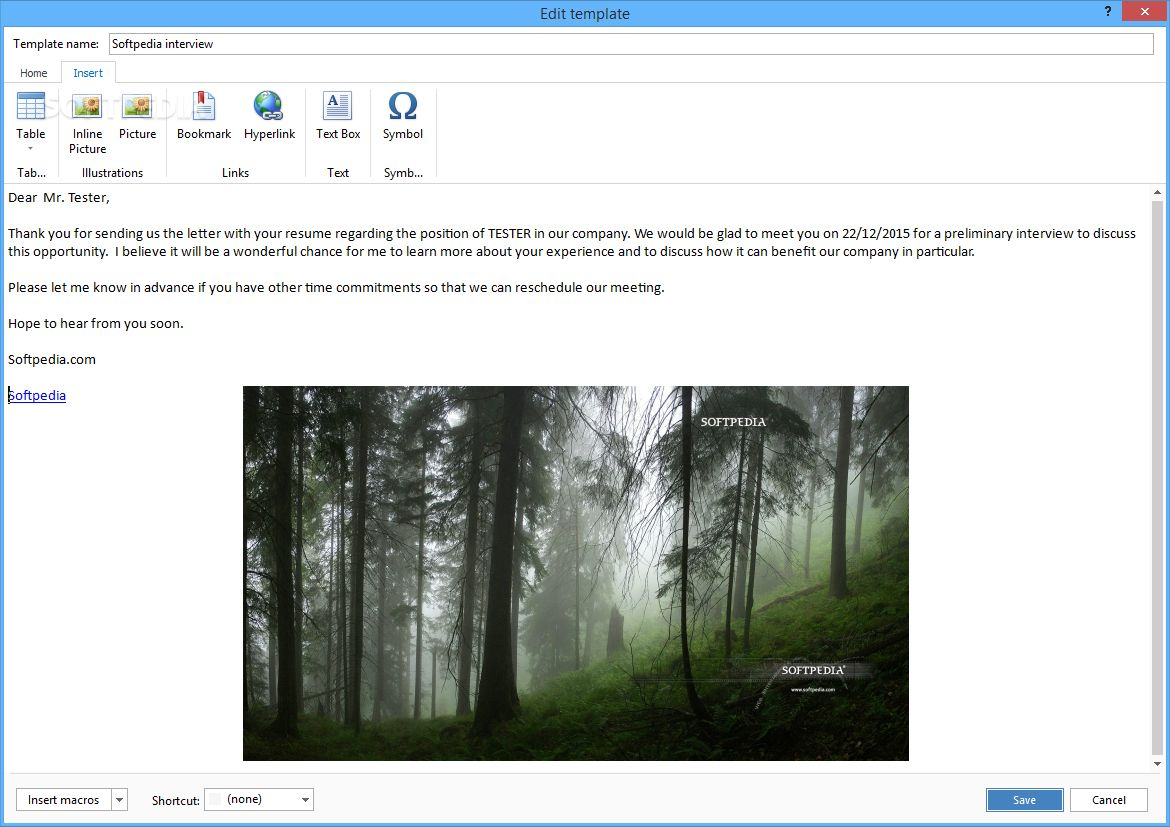 download template phrases for microsoft outlook 5345620