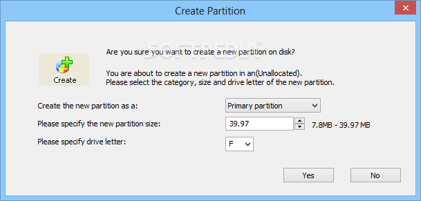 how to create a esp system partion