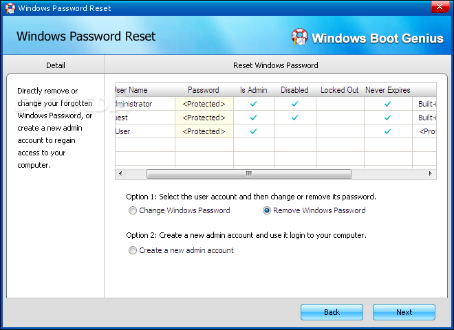 tenorshare windows password recovery tool torrent