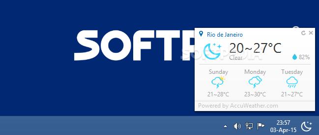 Download The Desktop Weather 2 0 1