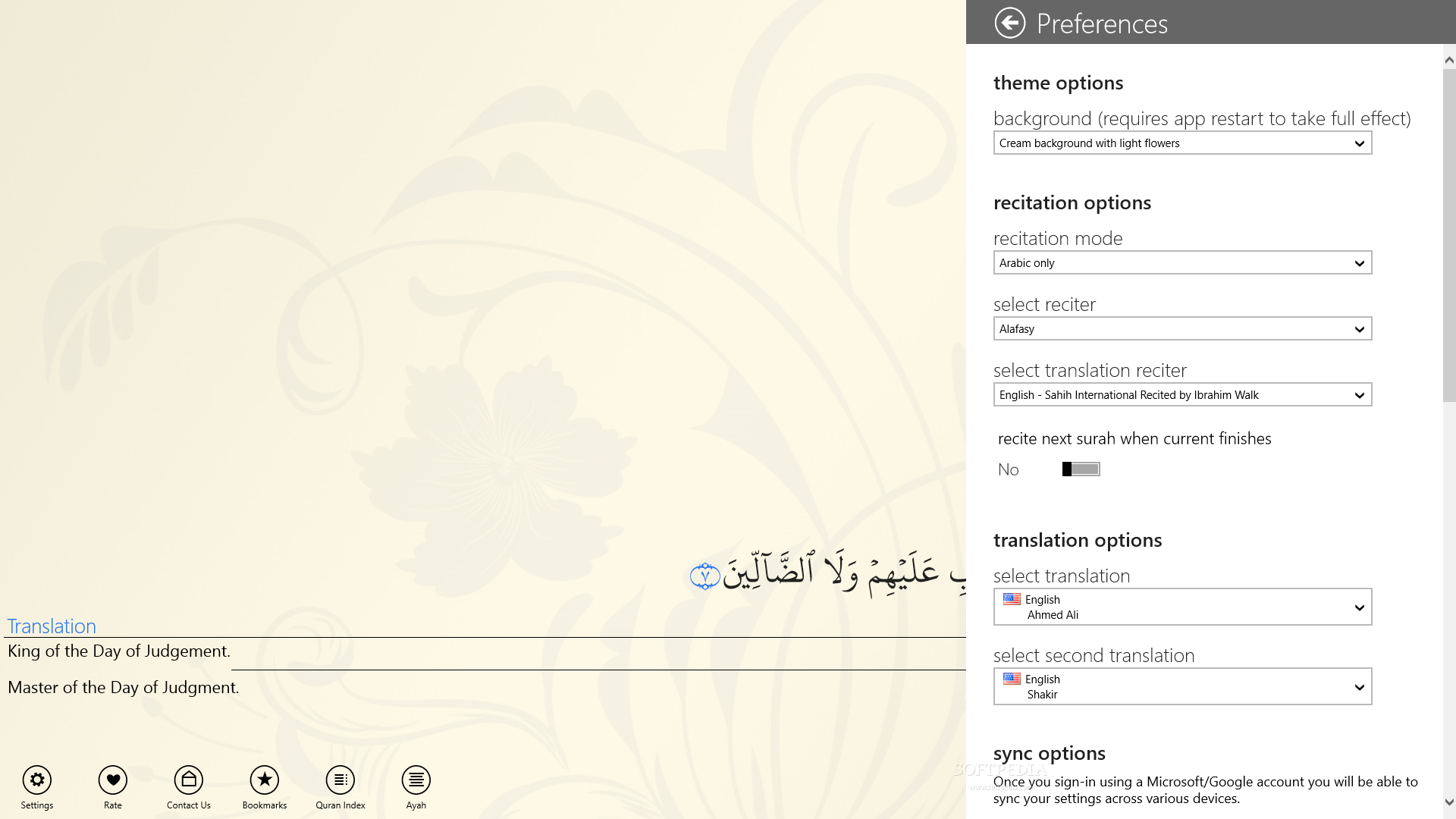 Download The Quran for Windows 10/8 1 3 0 3 1