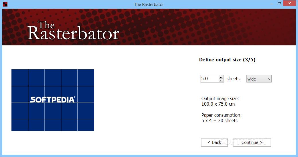 the rasterbator 1.21