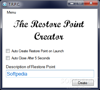 how to delete win restore points on windows 7