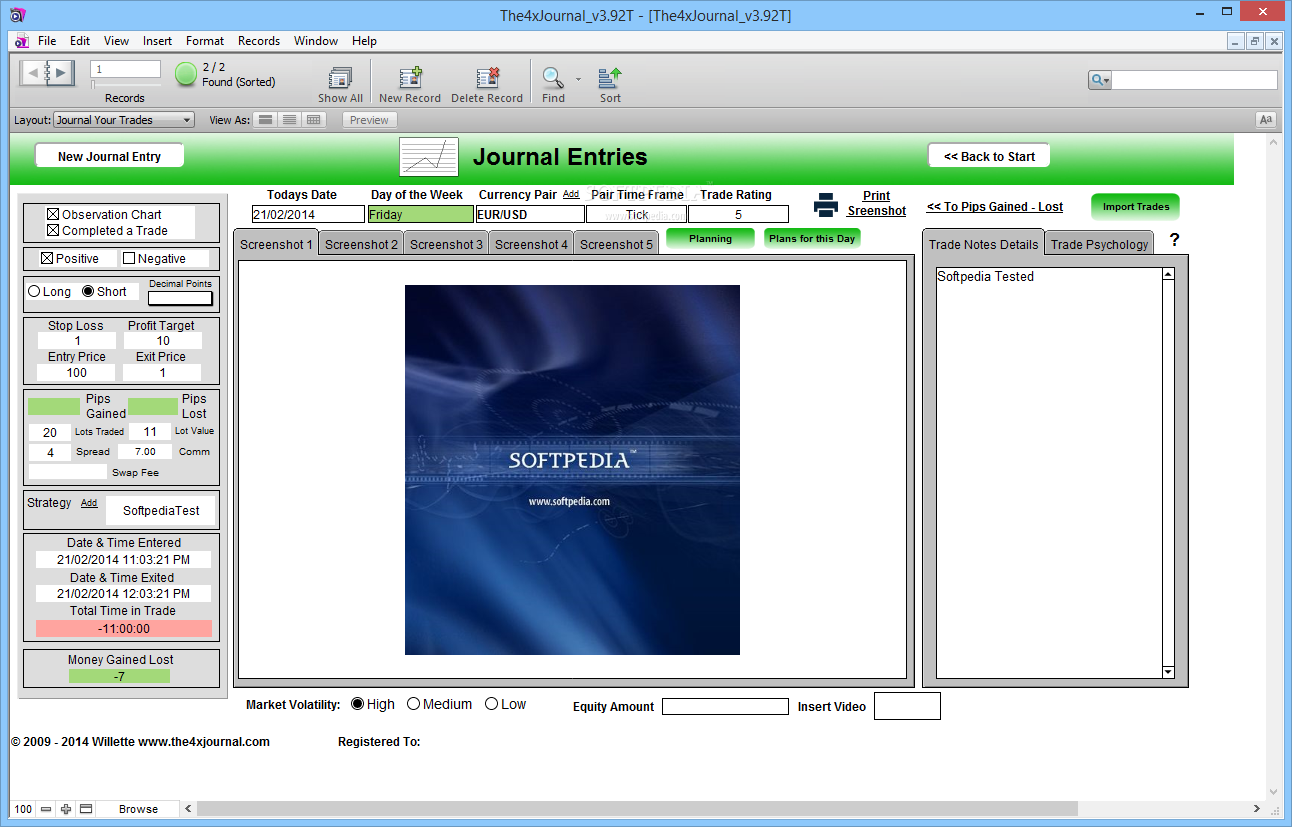 The4xJournal Download