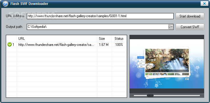 Download ThunderSoft Flash to Video Converter 3 3 0
