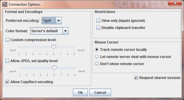 Download TightVNC Java Viewer 2 7