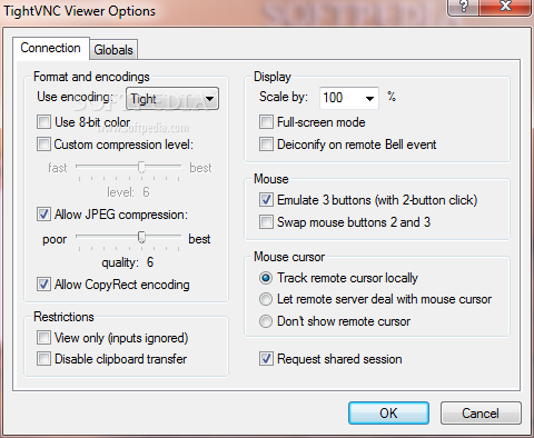 Download TightVNC Portable Edition 1 3 10