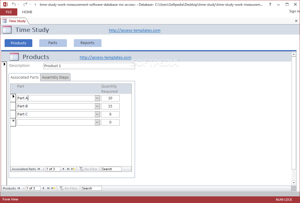 Download Time Study And Work Measurement Software Database