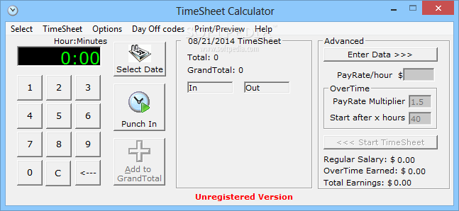 download timesheet calculator 3 53